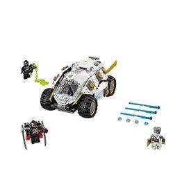 LEGO 70588 Titanium Ninja Tumbler NINJAGO
