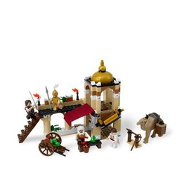 LEGO 7571 The Fight for the Dagger PRINCE OF PERSIA