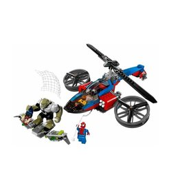 LEGO 76016 Spider-Helicopter Rescue SUPER HEROES