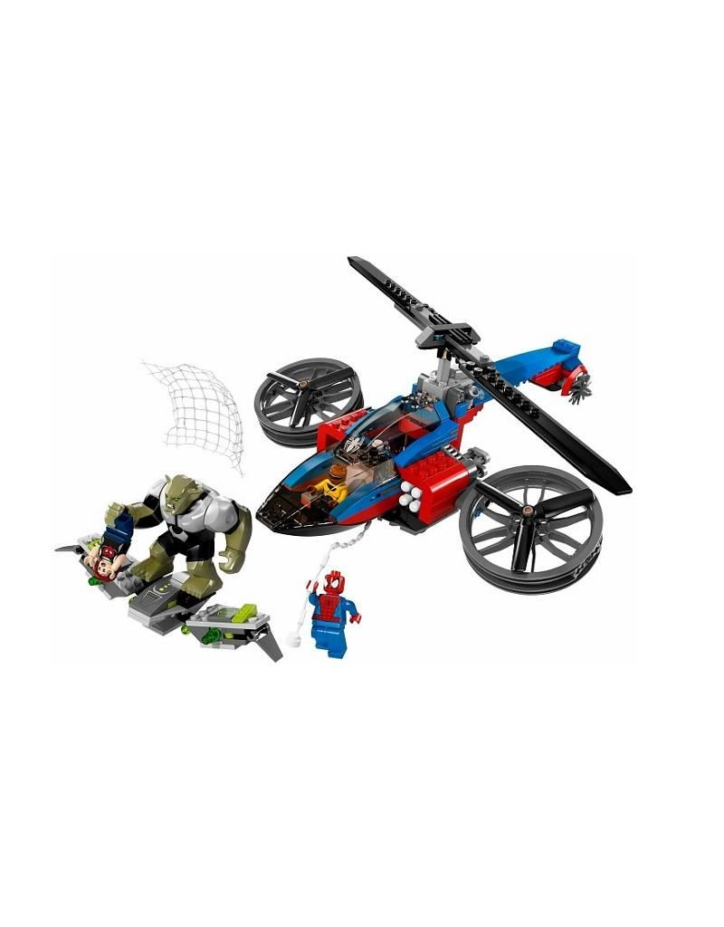 LEGO LEGO 76016 Spider-Helicopter Rescue SUPER HEROES