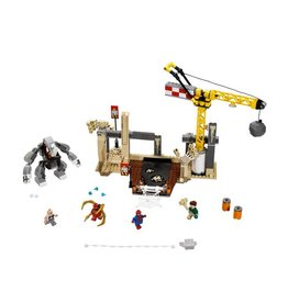 LEGO 76037 Rhino and Sandman Super Villain Team-up SUPER HEROES
