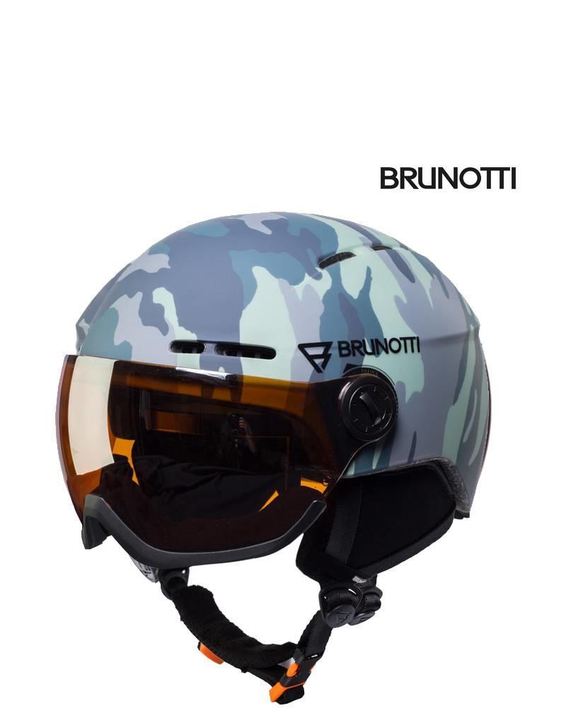 BRUNOTTI Vizierhelm Brunotti Robotic AO 1 Titanium