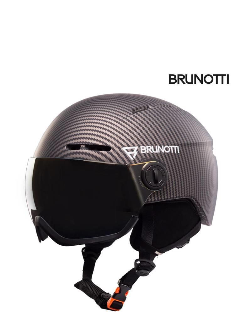 BRUNOTTI Vizierhelm Brunotti Robotic AO 4 Obsidian