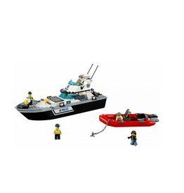 LEGO 60129 Police Patrol Boat CITY