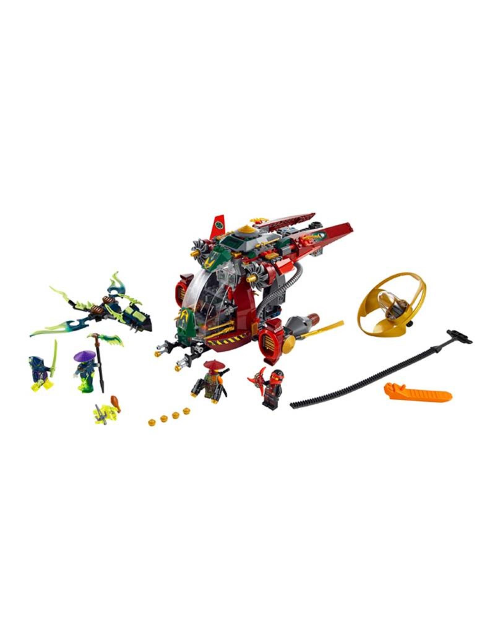 LEGO LEGO 70735 Ronin R.E.X. NINJAGO