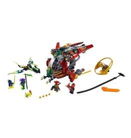LEGO 70735 Ronin R.E.X. NINJAGO