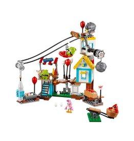 LEGO 75824 Pig City Teardown Angry Birds