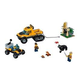 LEGO 60159 Jungle Halftrack Mission CITY
