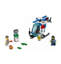 LEGO 10720 Police Helicopter Chase JUNIOR CITY