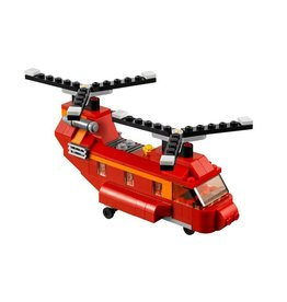 LEGO 31003 Red Rotors CREATOR