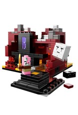 LEGO LEGO 21106 Micro World - The Nether MINECRAFT