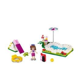 LEGO 41090 Olivia's Garden Pool FRIENDS