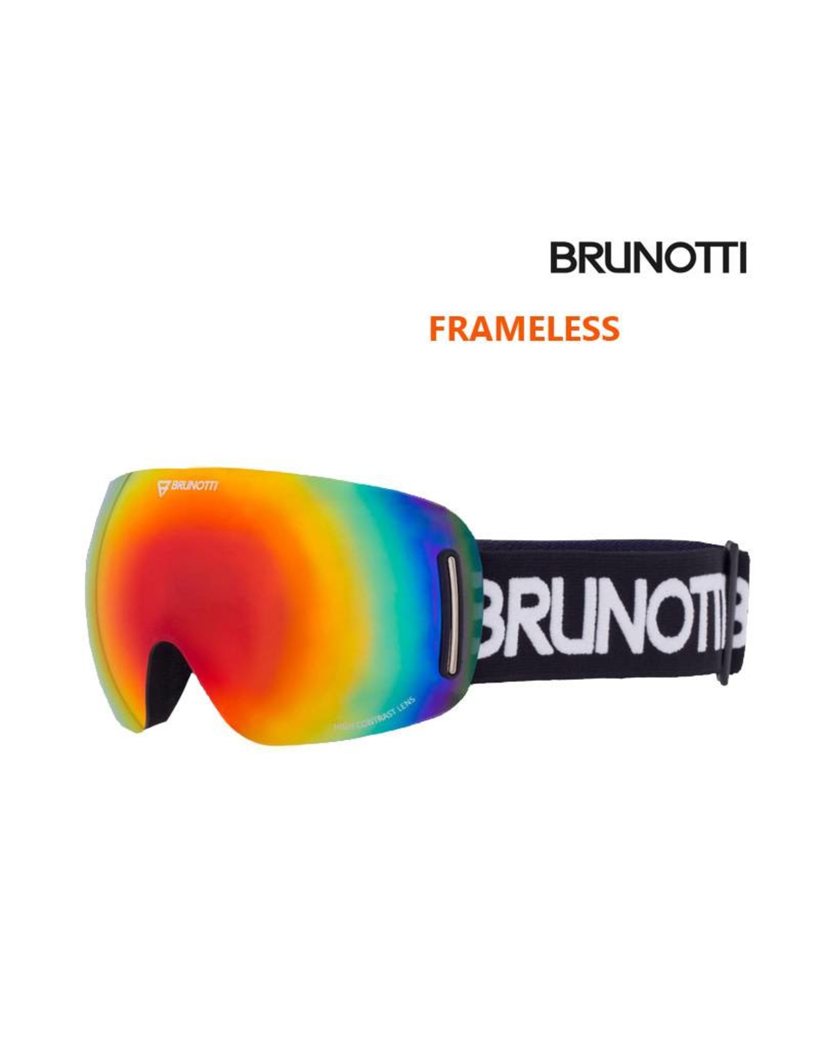 BRUNOTTI SKIBRIL BRUNOTTI Speed 1 Black Uni