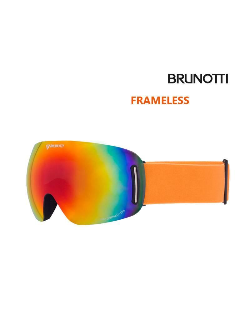 BRUNOTTI SKIBRIL BRUNOTTI Speed 5 Fluo Orange Uni
