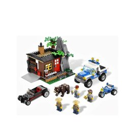 LEGO 4438 Robber's Hideout CITY