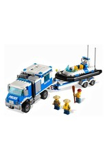 LEGO LEGO 4205 Off-road Command Centre CITY
