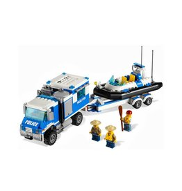 LEGO 4205 Off-road Command Centre CITY