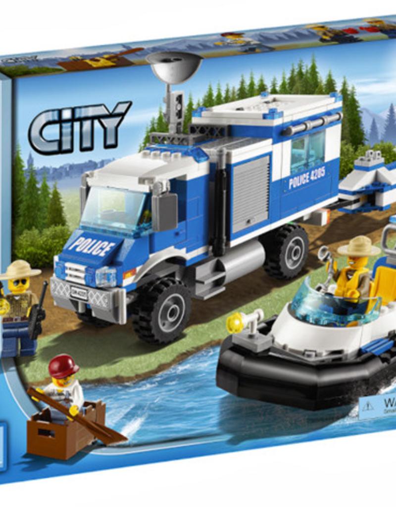 LEGO LEGO 4205 Off-road Command Centre CITY