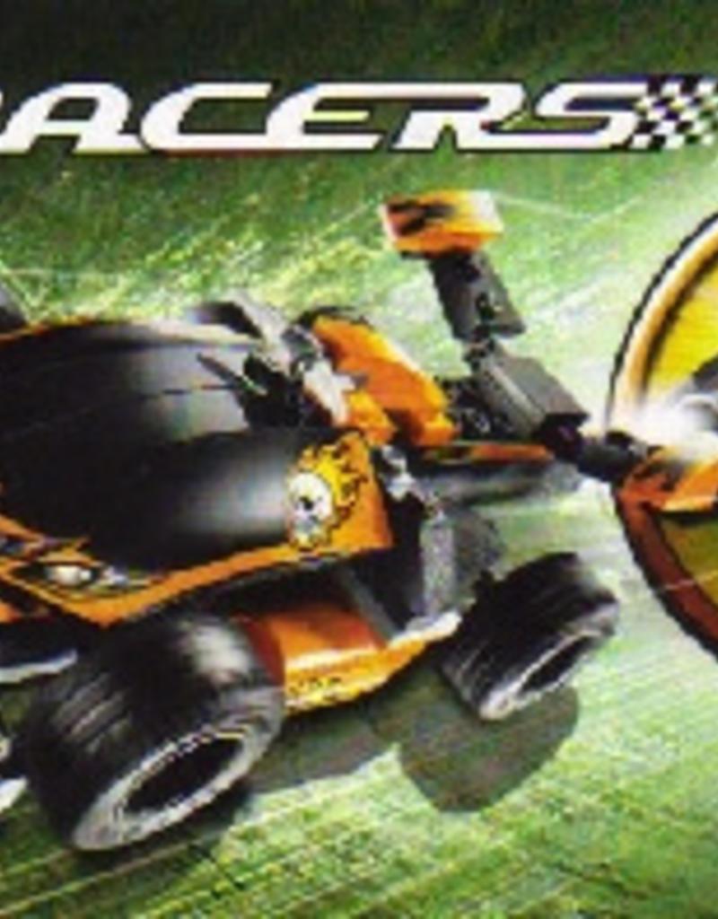 """LEGO LEGO 7971 """"Bad"""" RACERS"""