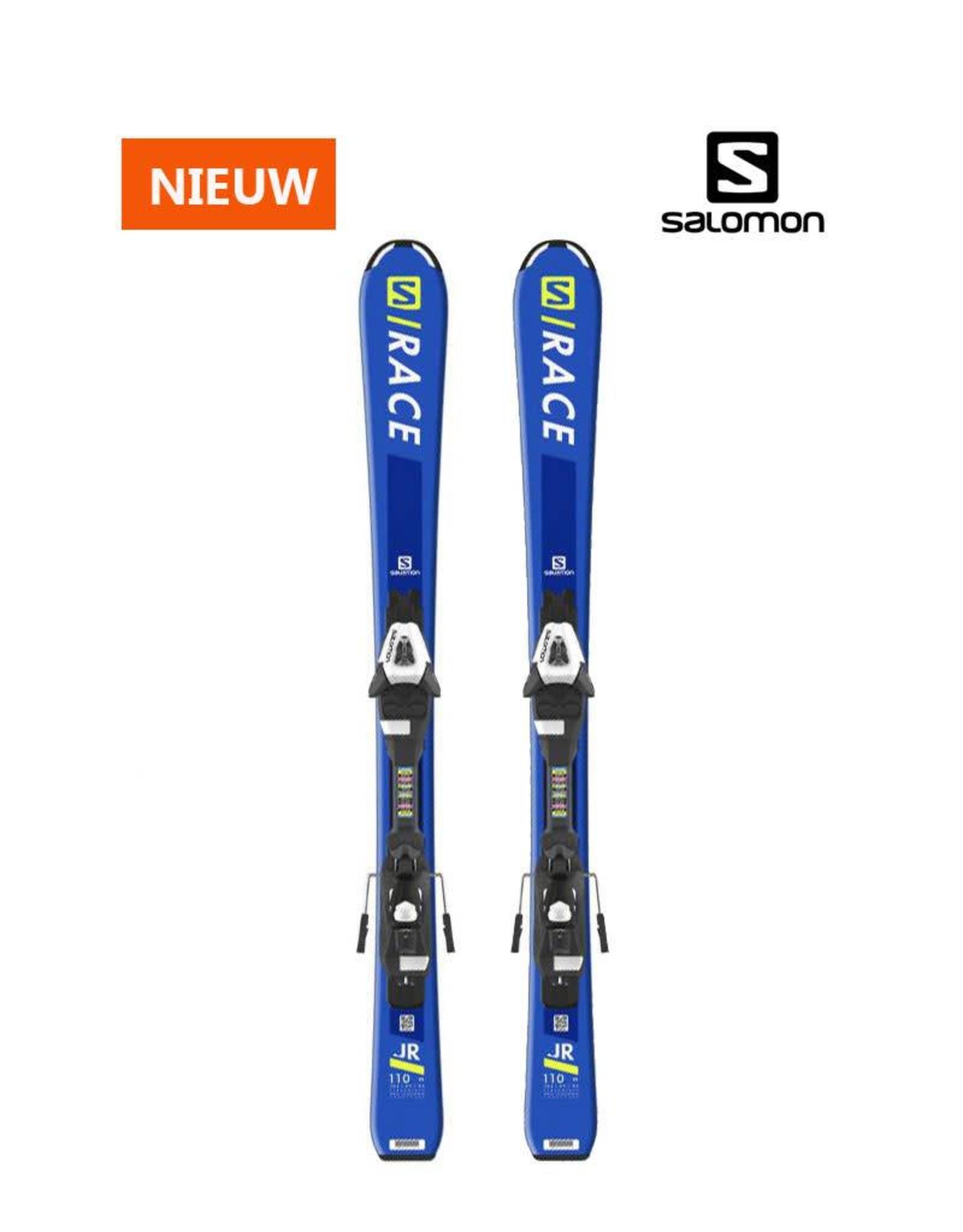 SALOMON Salomon S/Race Jr blauw Ski's NIEUW