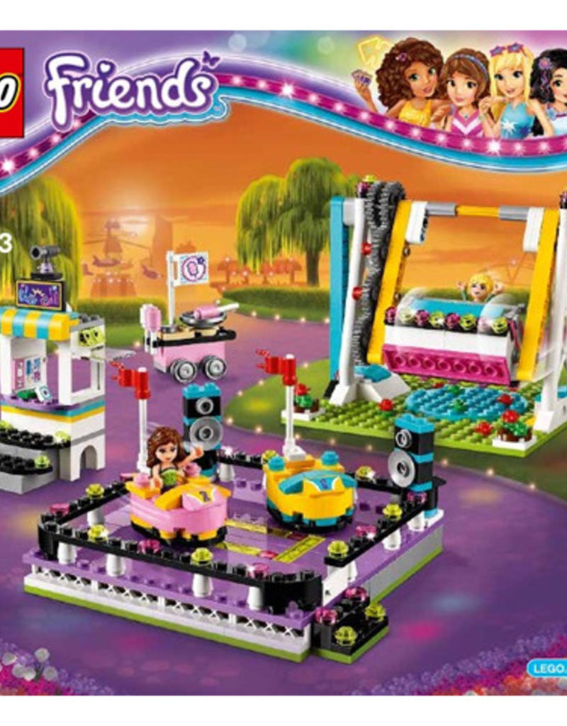 LEGO LEGO 41133 Amusement Park Bumper Cars FRIENDS