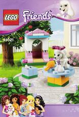 LEGO LEGO 41021 Poodle's Little Palace FRIENDS