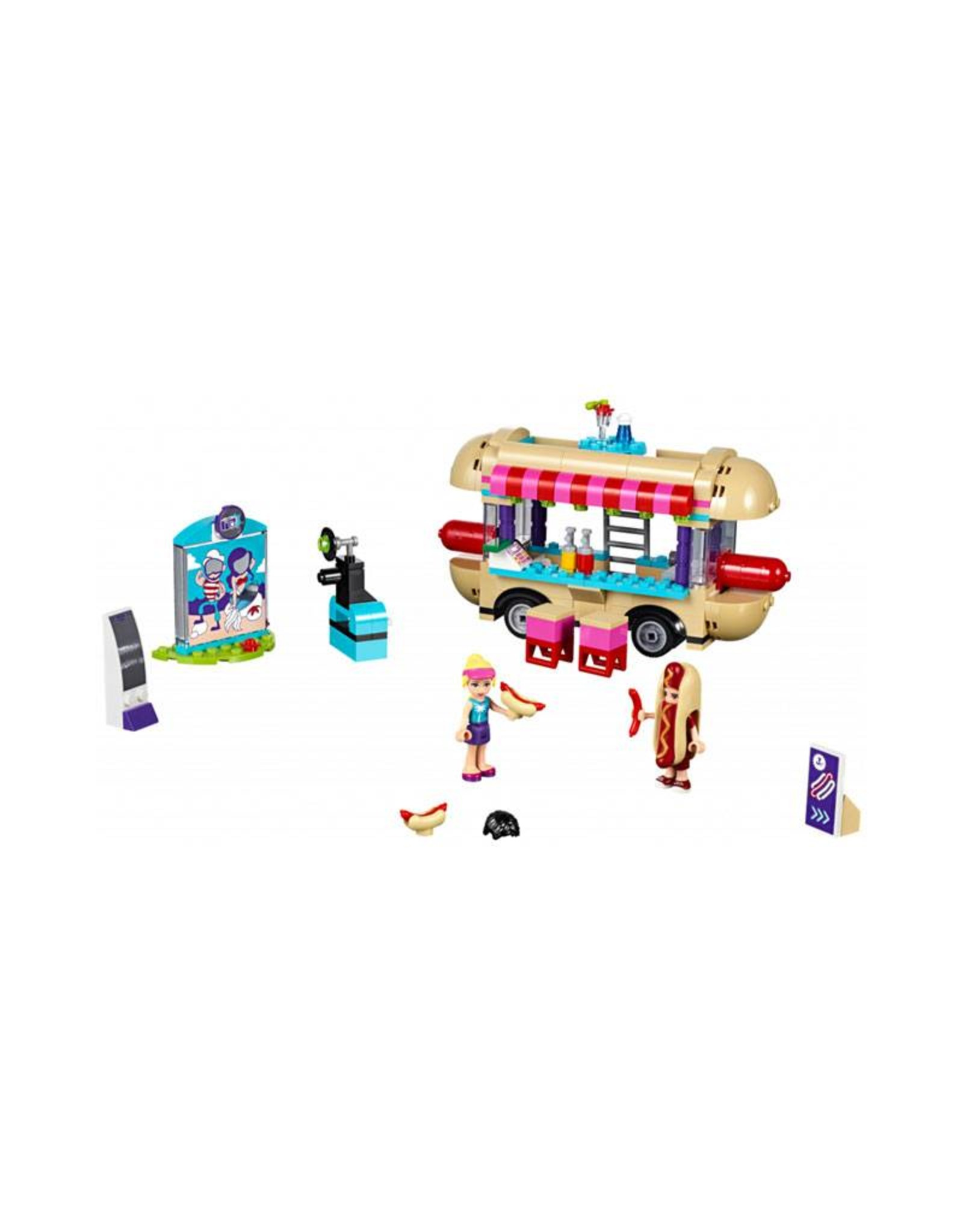 LEGO LEGO 41129 Amusement Park Hot Dog Van FRIENDS