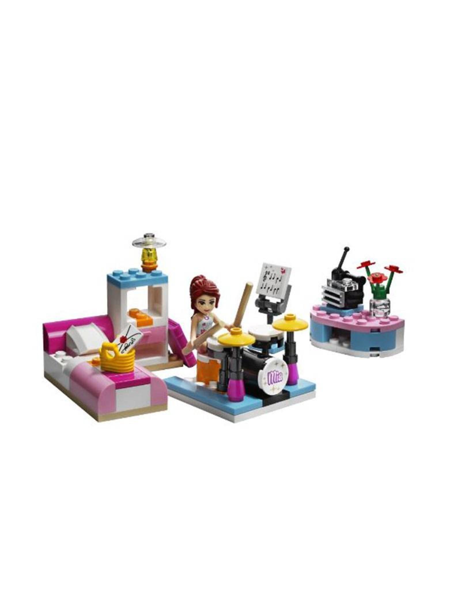 LEGO LEGO 3939 Mia's Slaapkamer FRIENDS