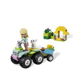 LEGO 3935 Stephanie's Pet Patrol FRIENDS