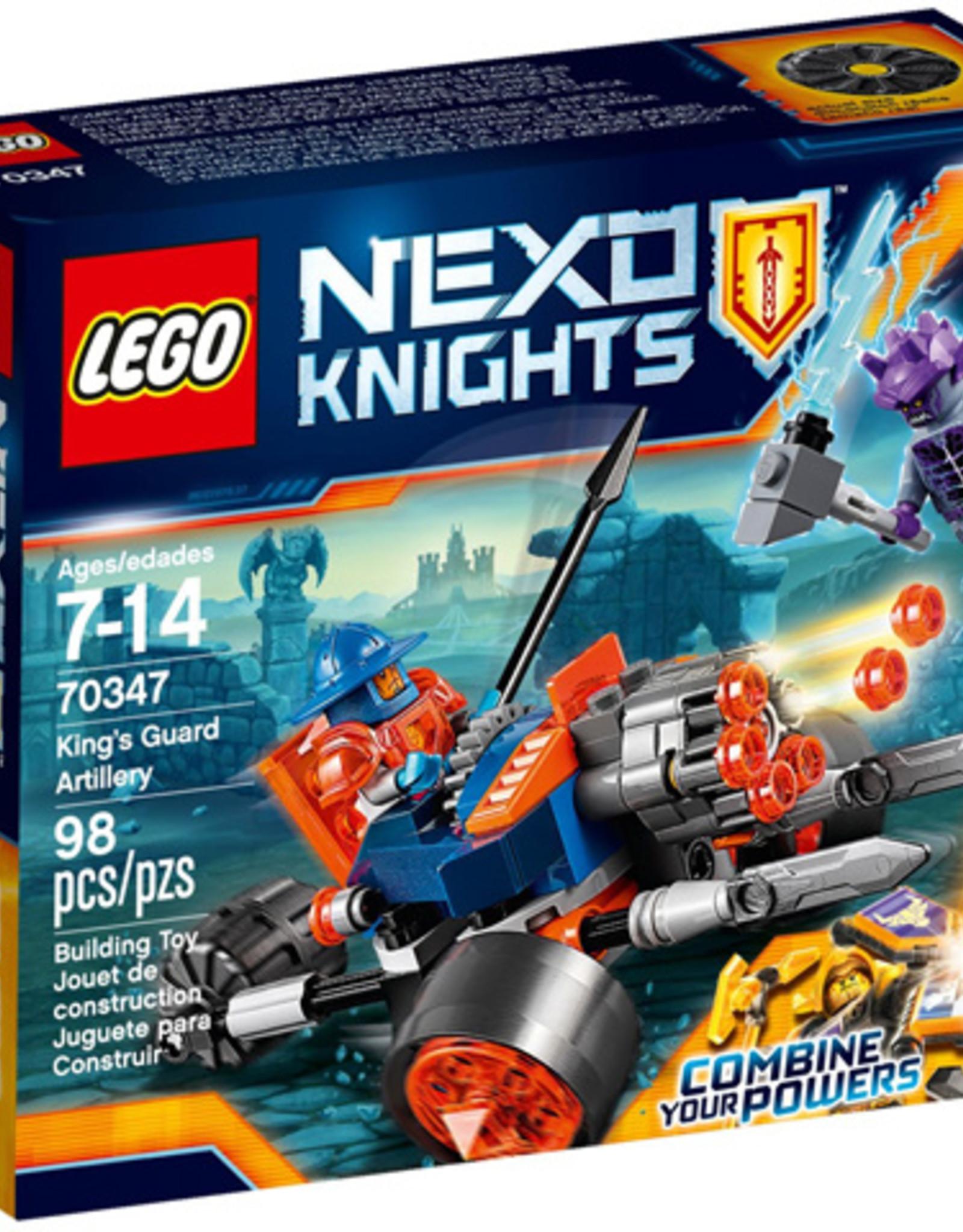 LEGO LEGO 70347 King's Guard Artillery NEXO KNIGHTS
