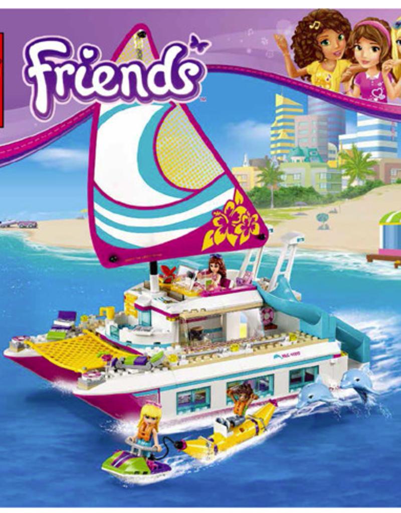 LEGO LEGO 41317 Sunshine Catamaran FRIENDS