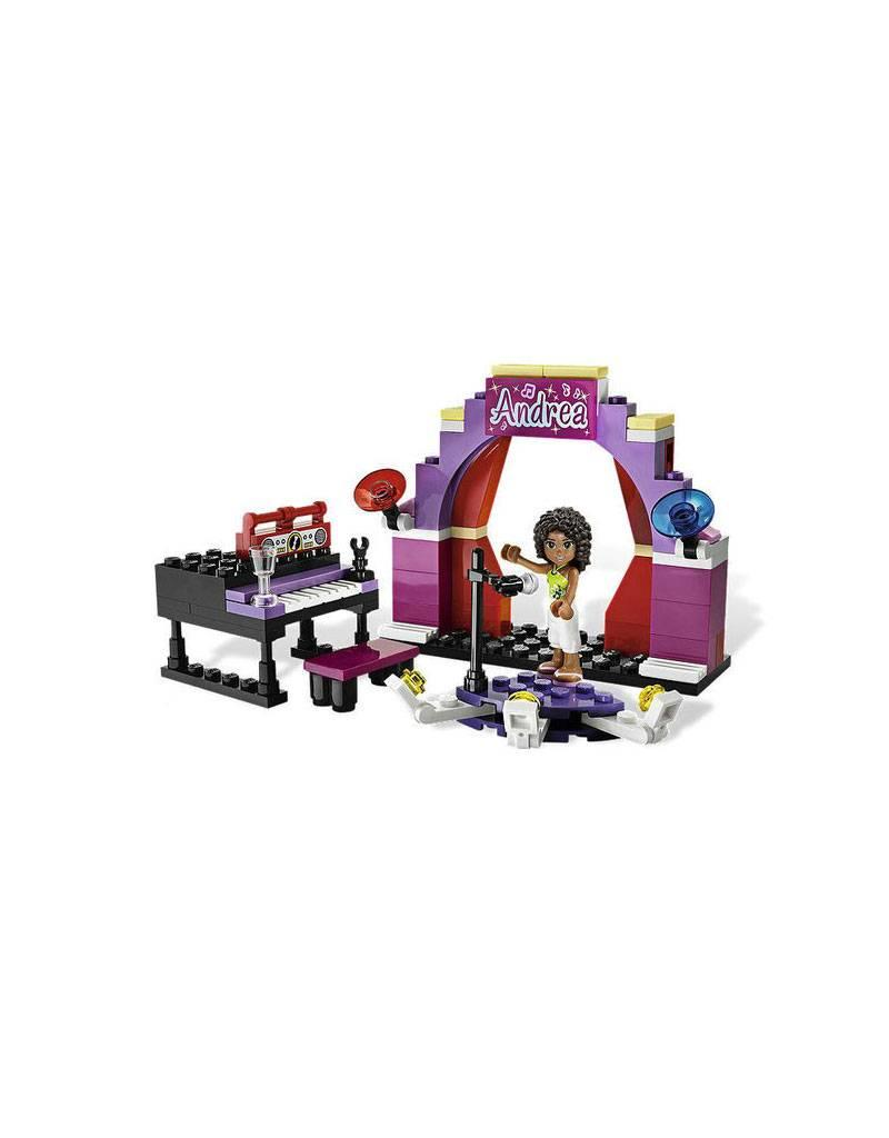 LEGO LEGO 3932 Andrea's Stage FRIENDS