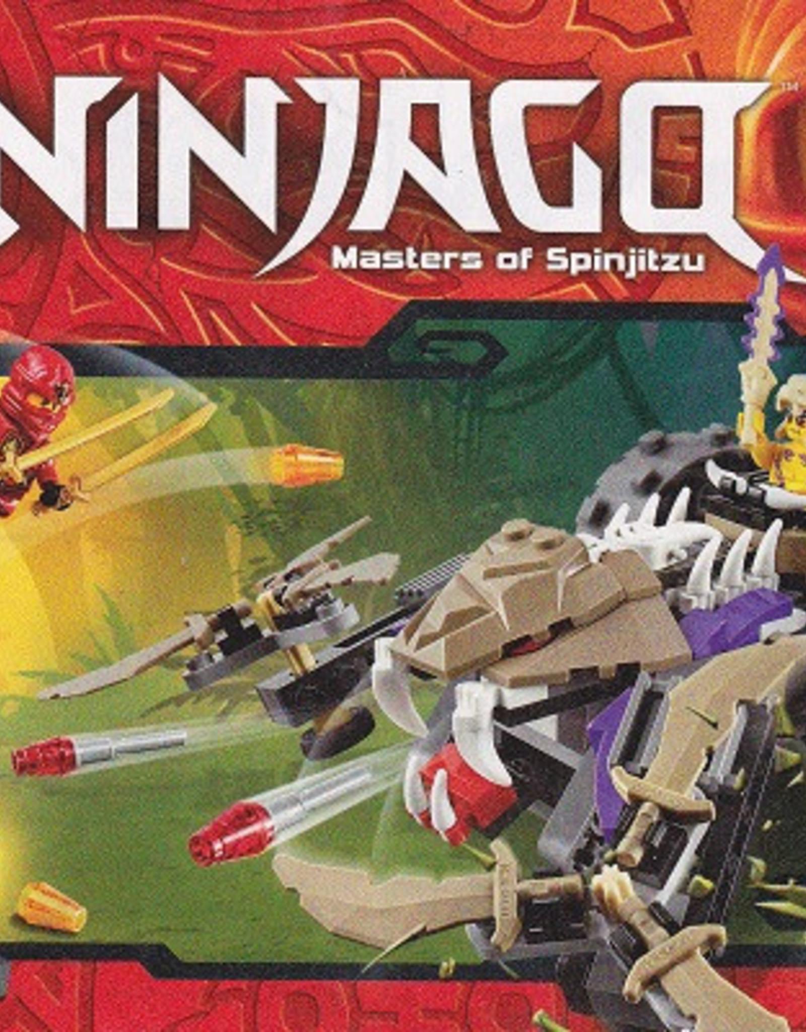 LEGO LEGO 70745 Anacondrai Crusher NINJAGO