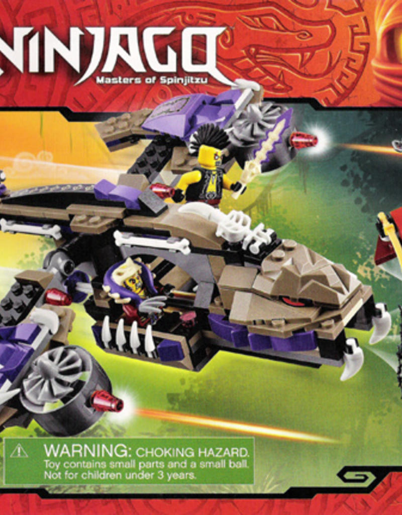 LEGO LEGO 70746 Condrai Copter Attack NINJAGO