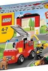 LEGO LEGO 10661 My First LEGO Fire Station JUNIOR CREATOR