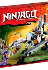 LEGO LEGO 70748 Titanium Dragon NINJAGO