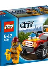 LEGO LEGO 4427 Fire ATV CITY
