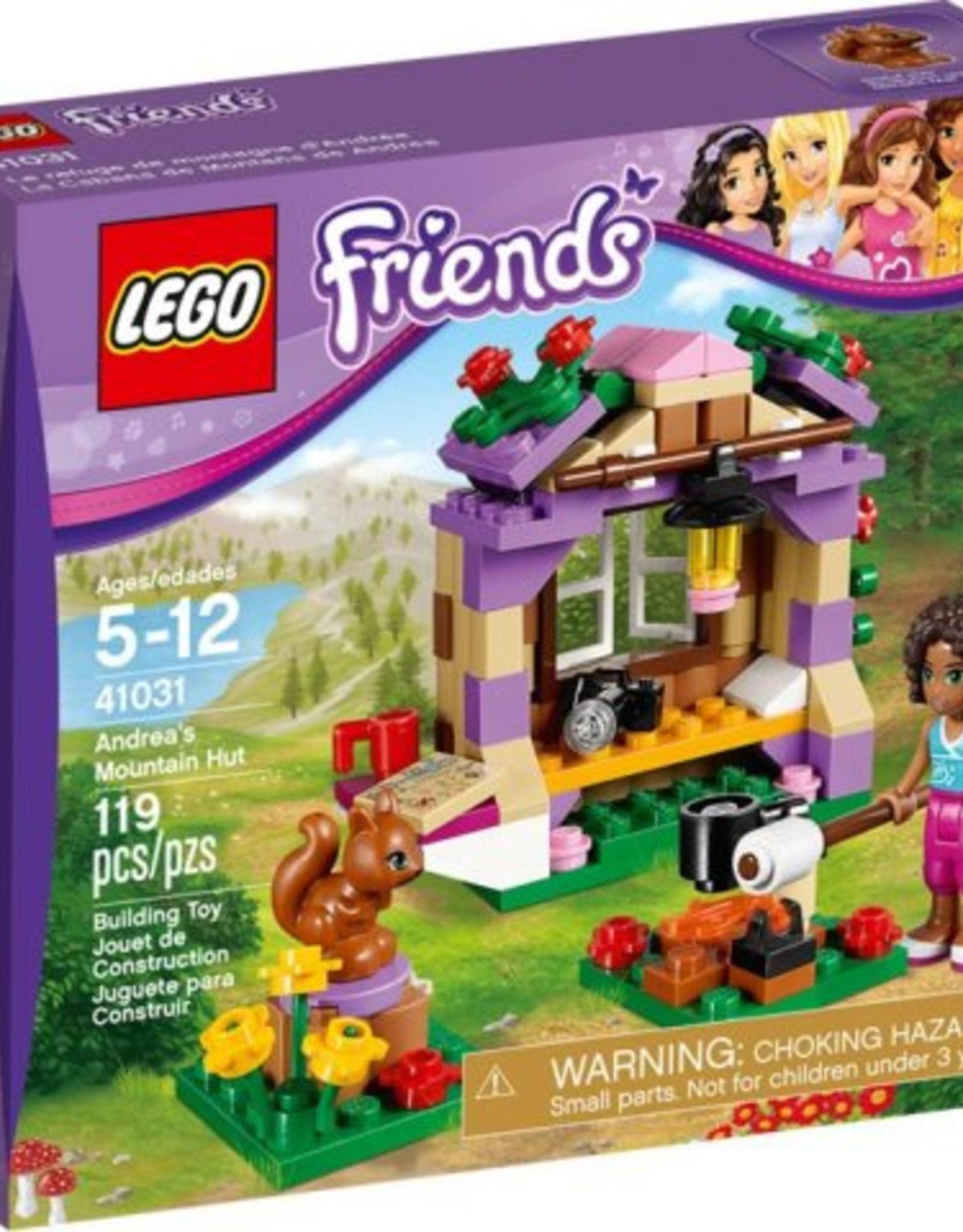 LEGO LEGO 41031 Andrea's Mountain Hut FRIENDS