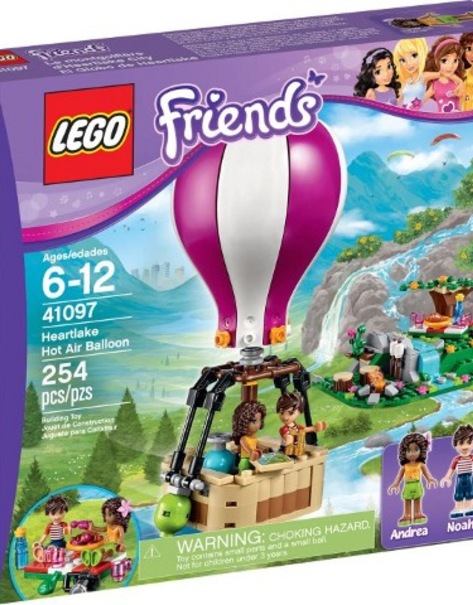 LEGO LEGO 41097 Heartlake Hot Air Balloon FRIENDS