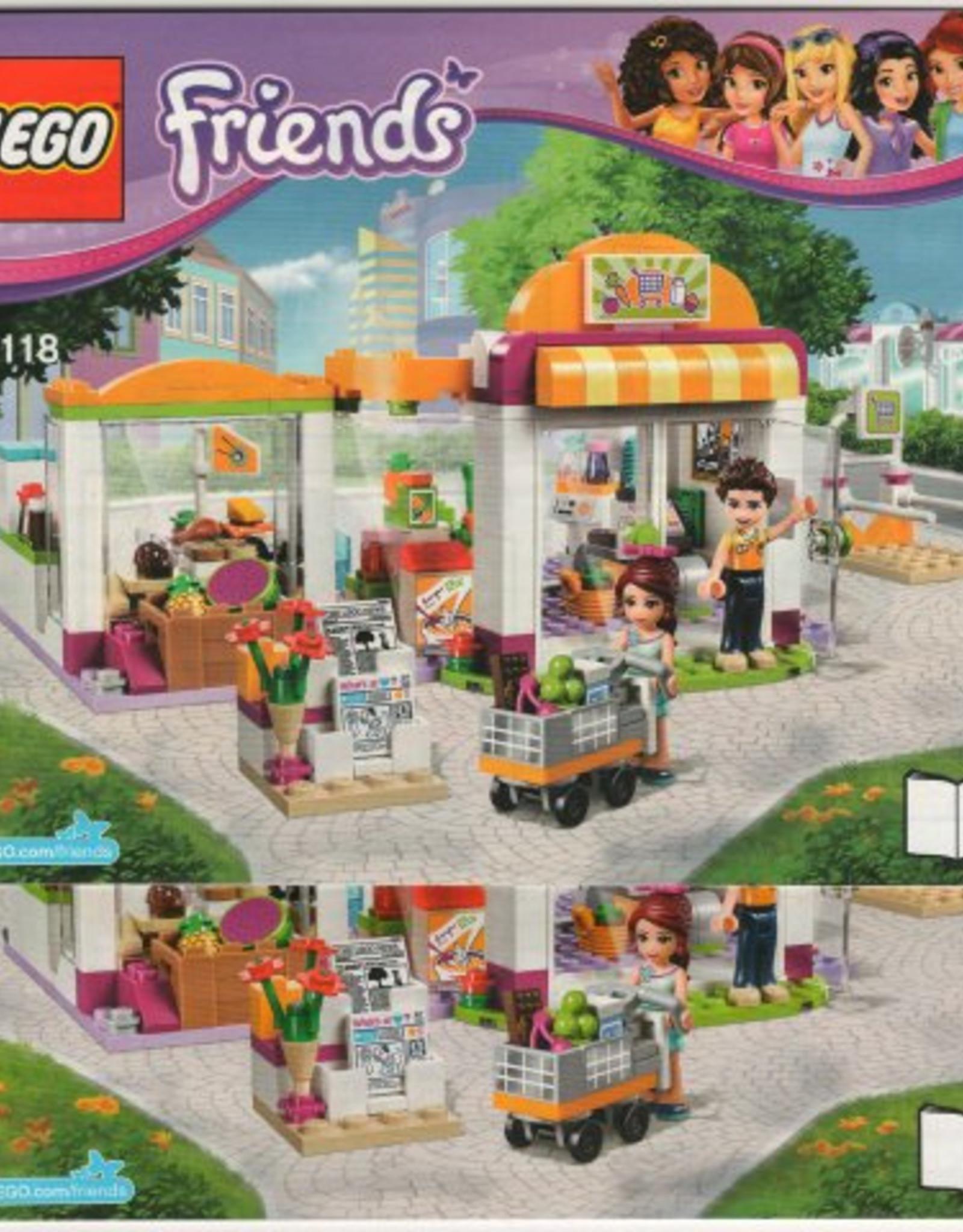 LEGO LEGO 41118 Heartlake Supermarket FRIENDS