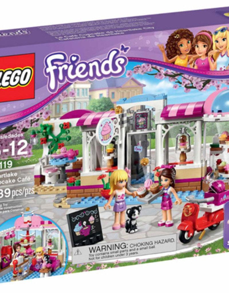LEGO LEGO 41119 Heartlake Cupcake Café FRIENDS