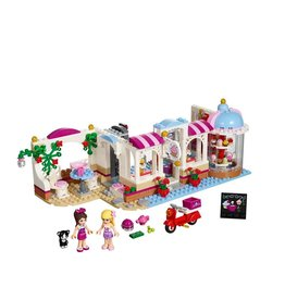 LEGO 41119 Heartlake Cupcake Café FRIENDS
