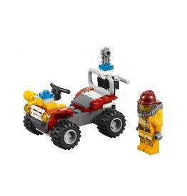 LEGO 4427 Fire ATV CITY