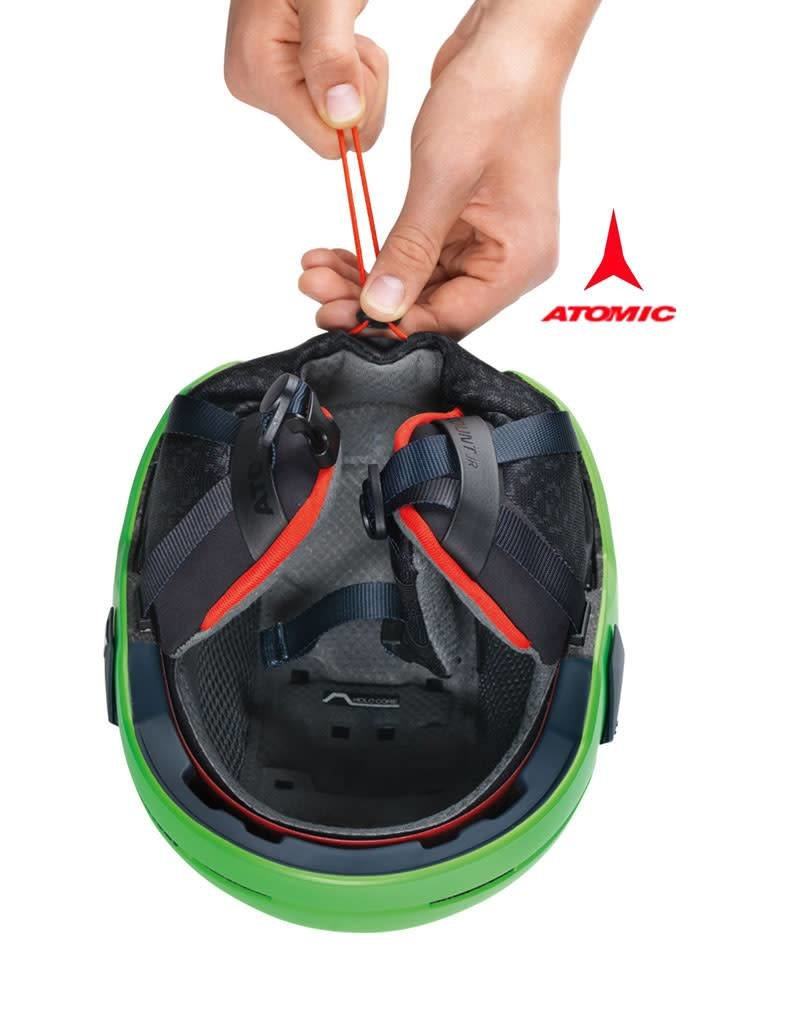 ATOMIC Helm ATOMIC COUNT JR Black