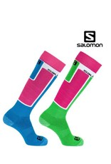SALOMON SALOMON SKISOKKEN Elios 2-pack