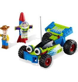 LEGO 7590 Woody and Buzz to the Rescue TOY STORY