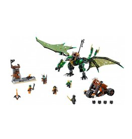 LEGO 70593 The Green NRG Dragon NINJAGO