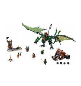 LEGO 70593 The Green NRG Dragon NINJAGO
