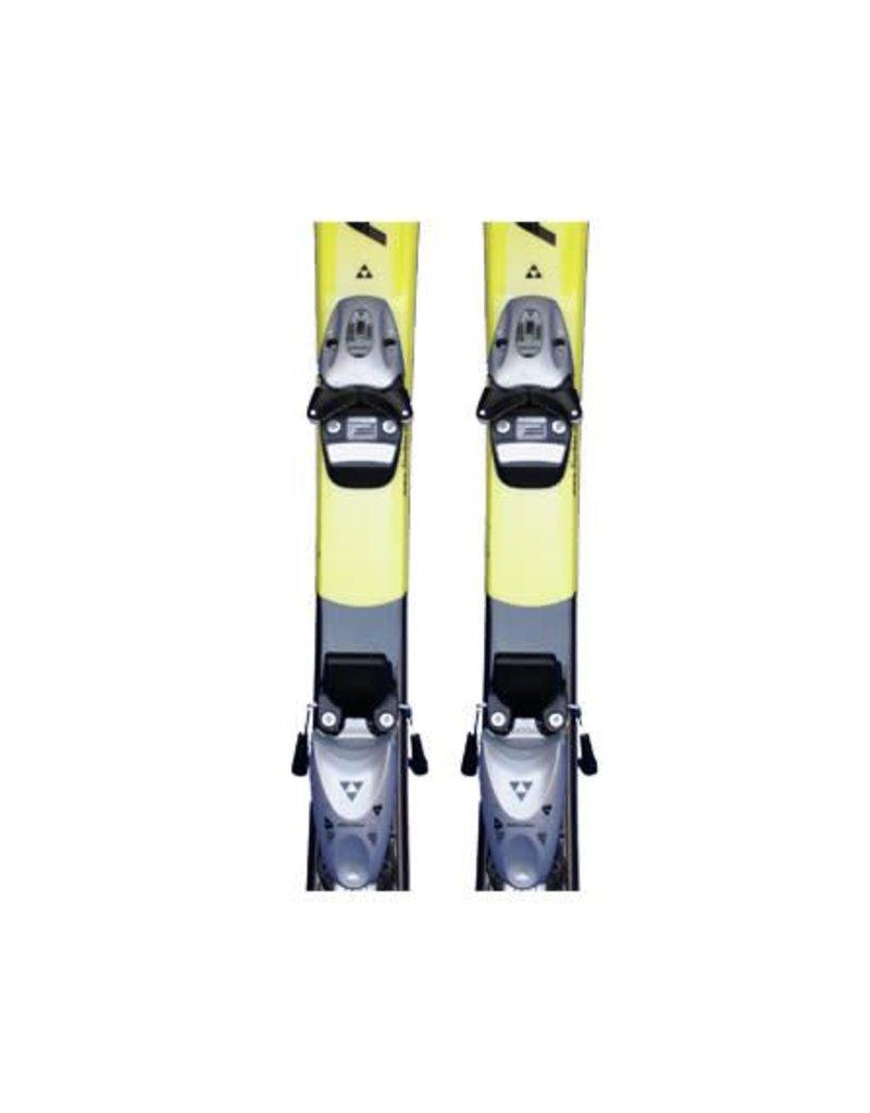 FISCHER Fischer RC4 Race jr (geel/Zw) Ski's Gebruik
