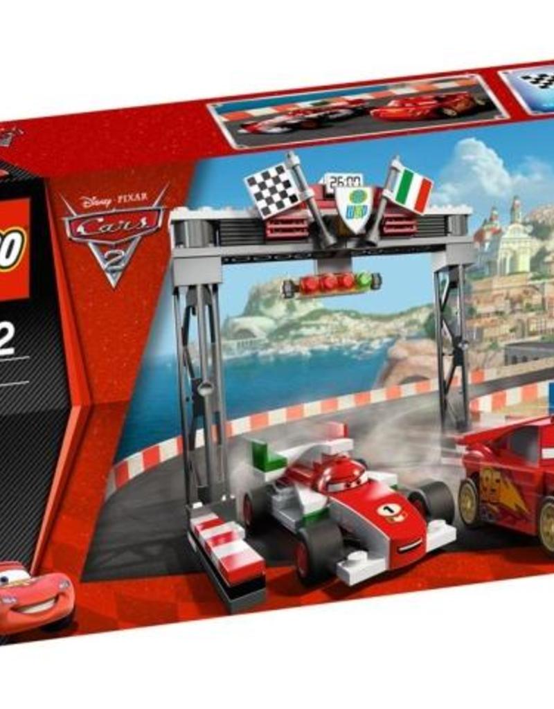 LEGO LEGO 8423 World Grand Prix Racing Rivalry CARS